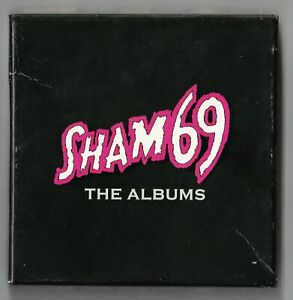 Sham 69 – The Albums (5 CD Box Set) (2005)