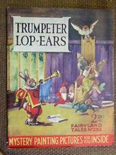 """Fairyland Tales No 232"". 1927.  Scarce John Leng / D.C. Thomson publication."