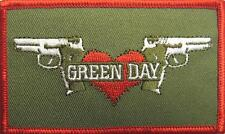 GREEN DAY AUFBÜGLER / PATCH # 20 EMBROIDERY