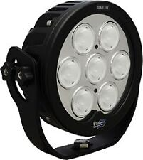 "Vision X Solstice Prime 6"" Black LED Light 40 Deg Beam - Seven 10-Watt LEDs"