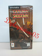Samurai Shodown 3do Game Brand New And sealed