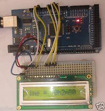 varitronix Arduino LED display Module VL FS MDLS16166d 16x1 KS0066  Pi