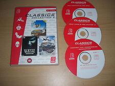 Classics Collection 2 Inc Vampiro Mascarada canje + Pro Bmx + Pro Skater 2