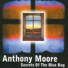 Anthony Moore Secrets Of Blue Bag CD *SEALED* Pink Floyd Related (More)