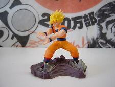 BANDAI DRAGON BALL COLLECTION vol.2 Son Goku Super Saiyan Akira Toriyama Japan