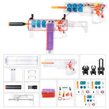 Worker Mod Dominator Blaster Full-automatic DIY Kits Type C Color Tansparent