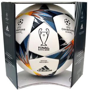 ADIDAS FINALE KIEV 2018 PROFI MATCHBALL SPIELBALL UEFA CHAMPIONS LEAGUE CF1203
