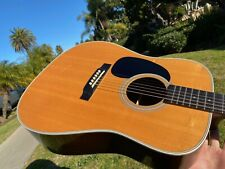 2009 Martin D-28 L D-28 Lefty Left Handed Acoustic Guitar - Fresh Set Up