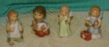 LOT OF 4 Goebel Limpke Nina & Marco  Porcelain Figurines