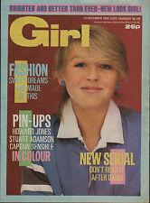 Girl  Magazine 1 December 1984      Howard Jones      Stuart Adamson