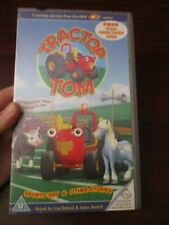 Tractor Tom Sports Day  VHS Video Tape (NEW)