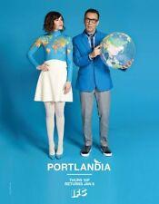 Portlandia Poster 24in x36in Cast Image