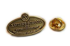 XMEN Xaviers School for Gifted Youngsters Movie Hat Jacket Tie Tack Lapel Pin