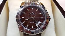 Herrenuhr Uhr Jean Marcel Novarum Limitrd Edition Swis Made ETA Werk Milanaise