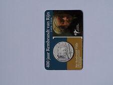 ** Coincard 2006 Rembrandt 5 euro Nederland Niederlande van KNM **