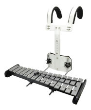 Marching Glockenspiel 32 note with Padded Carrier & mallets
