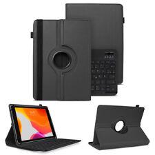 Schutzhülle Apple iPad 2019 10.2 Bluetooth Hülle Tastatur Tablet Tasche QWERTZ
