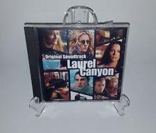 Laurel Canyon Original Soundtrack Various Artists Compilation [CD, 2003]