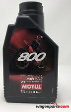 MOTUL Aceite lubricante MEZCLA 800 2T FL Off Road, 1L Motocross