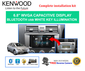 Complete Stereo Upgrade 1025 to suit Toyota Camry 2006 to 2011