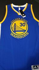 Authentic Warriors Steph Curry Road Jersey, Adidas, Sz L, NWT