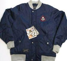 ECKO Jacket Coat Logo Patch Lined RARE VINTAGE 2000'S DEADSTOCK Mens Medium NEW