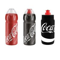 COCA COLA ELITE OMBRA FLY BIKE BICYCLE CYCLING WATER BOTTLE (550,750,950 ml)