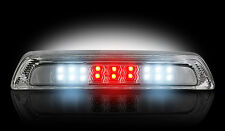 RECON 264113CL 2007-2016 Toyota Tundra LED 3rd Brake Light Clear Chrome Lens