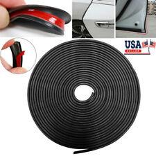 32ft Car Door Edge Trim Molding Rubber Seal Strip Scratch Protector Guard Decor