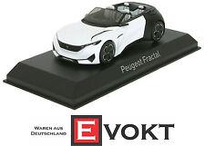 Norev Peugeot Fractal Cabrio Concept IAA Frankfurt 2015 Model Car 1:43 Genuine