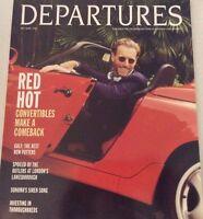Departures Magazine Convertibles Make A Comeback May/June 1994 072717nonrh2