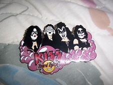 2005 Kiss Hard Rock Cafe Pin Timeline Series #2 of 12 LE 200 Paul Bandit make-up