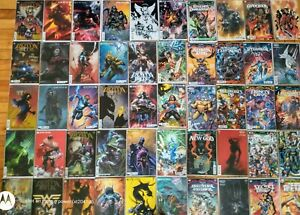 Dark Knights Death Metal Full Run! All 1;25! All Tie INS! Almost Every Variant!