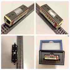 tram/ treno in scala N motorizzato in scatola per tutti i circuiti analogici
