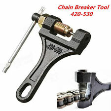 Motorcycle Chains Size: 420-530 Remover Chain Tool Repair Breaker Link Splitter