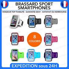 BRASSARD SPORT FITNESS TOUR DE BRAS ETUI ARMBAND APPLE IPHONE 6 7 PLUS SAMSUNG