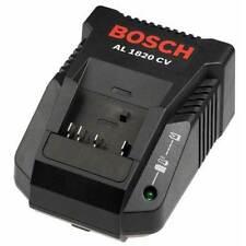 Genuine Bosch 18v Lithium Ion Battery Charger AL1820CV
