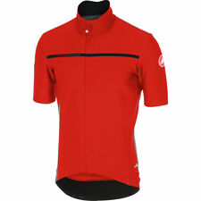 Castelli Gabba 3 Men's Cycling Jersey Red Large