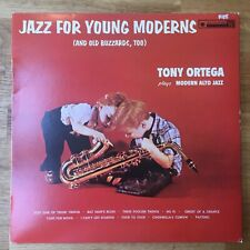 Tony Ortega* – Jazz For Young Moderns (and Old Buzzards, Too) vinyl
