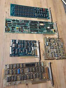 Original IBM Personal Computer XT PC-XT 5160 Motherboard Components *Untested*