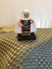 DC LEGO Minifigure Superhero Shazam Captain Marvel Comic Book Version, New