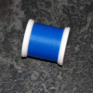NCP - Bindegarn / Vorfixiert - Farbe: Royal Blue -A- Beste Qualität - Rutenbau