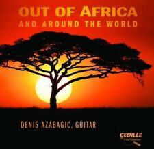 Denis Azabagic - Out of Africa & Around the World [New CD]