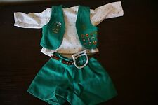 American Girl Doll Pleasant Company Girl Scout Junior Outfit Uniform Retired EUC