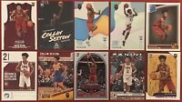 COLLIN SEXTON 10x ROOKIE Lot: 2018-19 Hoops, Chronicles, Donruss *Rated Rookie*