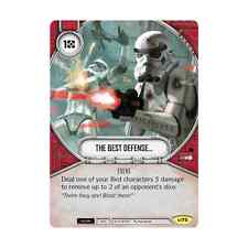 STAR WARS: DESTINY * The Best Defense...