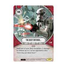 STAR WARS: DESTINY * The Best Defense...