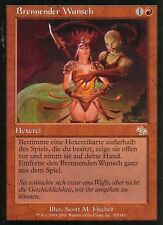 Deseo candente/Burning Wish | nm | Judgment | ger | Magic mtg