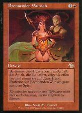 Brennender Wunsch / Burning Wish | NM | Judgment | GER | Magic MTG