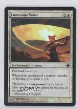 2010 Magic: The Gathering - Rise of the Eldrazi #35 Luminous Wake Magic Card 0a1